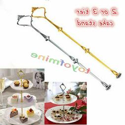 Cake Plate Stand Handle Wedding Party Tea Fitting Hardware R