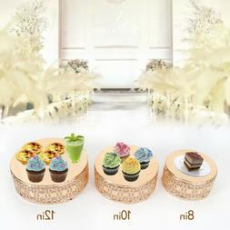 Cake Stand set Tower Holder Dessert Tray Afternoon Tea Weddi