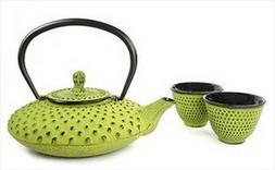 Cast Iron Tea Set Teapot Teacup Tetsubin TS3/06Y S-2100
