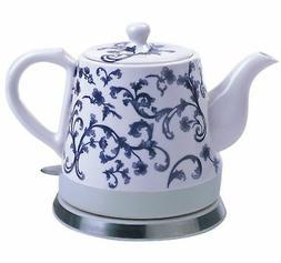 Ceramic Electric Kettle Porcelain Teapot Water Boiler Electr