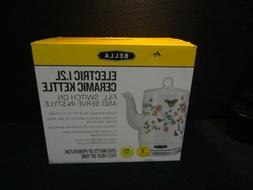 Bella 1.2L Ceramic Kettle, 14575