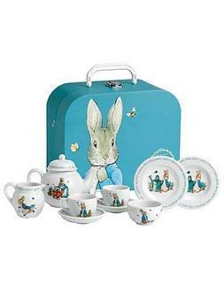 Wedgwood China Peter Rabbit Children's Tea Set