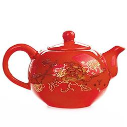 Chinese Porcelain Teapot 180ml - Ceramic Tea Pots Home Decor