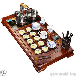 chinese tea set electrical kettle induction cooker porcelain
