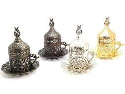 Coffee Set Espresso Latte Ottoman Turkish Gawain Porcelain S