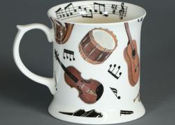 ROY KIRKHAM CONCERT Fine Bone China TANKARD Mug #2a