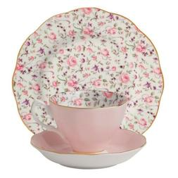 Royal Albert 8704025870 New Country Roses Teacup, Saucer and