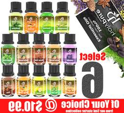 Create A Set Of 6 Essential Oils By Holypure  Only $10.99