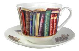 Roy Kirkham Creative Writing Book Lovers Breakfast Tea cup a