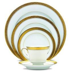 Noritake Crestwood Gold 20-Piece Set, Service for 4