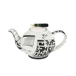 Cardew Design Crosswords 18 zo Teapot By Cardew Design