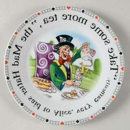 Cardew Design Alice in Wonderland's Cafe Mad Hatter Dessert
