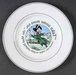 Cardew Design Alice in Wonderland's Cafe Mad Hatter Salad Pl