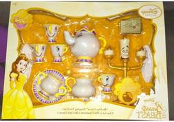 Disney Beauty And The Beast Singing Be Our Guest Tea Party C