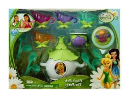 Disney Fairies Pixie Pals Tinkerbell Tea Party Set !! NEW +