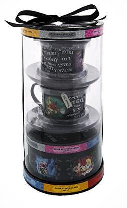 Disney Parks Alice Wonderland 2 Tea Cups & Saucers Variety G