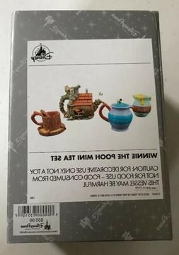 disney parks winnie the pooh mini tea