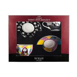 Disney The Nightmare Before Christmas Jack and Sally Tea Set