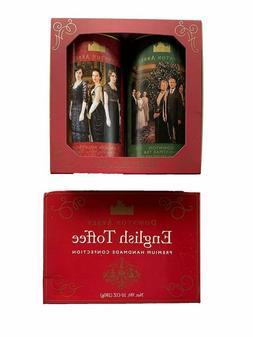 Downton Abbey Christmas Tea Gift Set And English Toffee