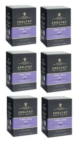 Taylors of Harrogate, Earl Grey Tea, 20 Tea Bags per Box, Se