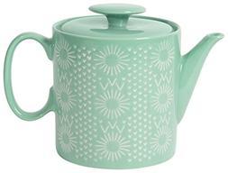 Now Designs Embossed Teapot, Radiant Design