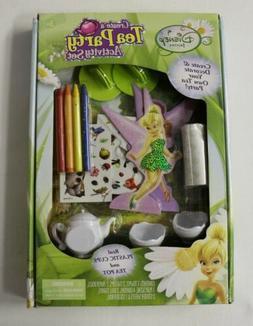 Disney Fairies Create A Tea Party Activity Set with Minature