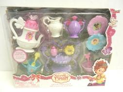 DISNEY JUNIOR FANCY NANCY FANTASTIQUE TEA SET ~ NEW