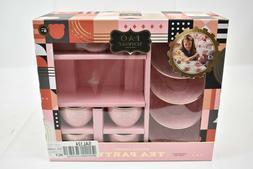 FAO Schwarz 9 Piece Ceramic Tea Party Set
