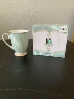 """Jusalpha Fine China Tea Cup Coffee Cup 4-3/4"""" Tall"""