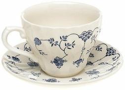 Churchill Fine English Bone China Tea Cup & Saucer Set FINLA