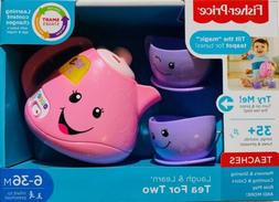 Fisher-Price Laugh & Learn Smart Stages Tea for Two 35+ Song