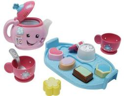 Fisher Price Laugh & Learn SWEET MANNERS TEA SET Tea Pot Sou