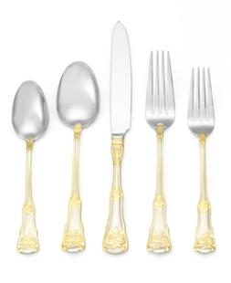Royal Albert Flatware 18/10, Old Country Roses 65 Pc Set, Se