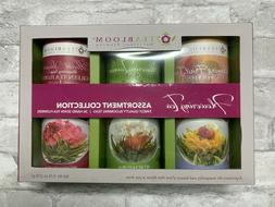 Teabloom Flowering Tea Assortment Collection Gift Box - 36 G