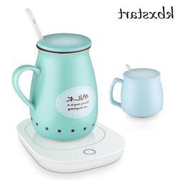 Kbxstart <font><b>Electric</b></font> Heating Cup Smart Coff