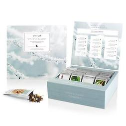 Tea Forté SINGLE STEEPS Loose Leaf TEA CHEST Assortments