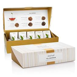 Tea Forté WARMING JOY Petite Presentation Box Tea Sampler G