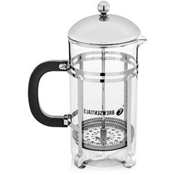 Premium French Coffee Press By Brewsentials.com - 1L Carafe