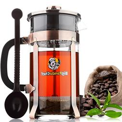 French Press - Coffee Press - French Press Coffee Maker - Fr