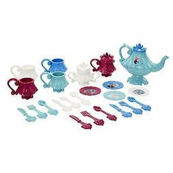 Disney Frozen 26 Piece Dinnerware Tea Set
