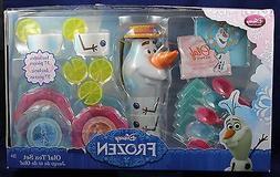 Tea Set Disney Frozen Character Olaf 37 Piece New in Box Min