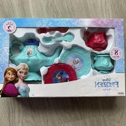 Disney Frozen Tea Set 8 Pieces Tea Time for 2 Anna Elsa - Fr