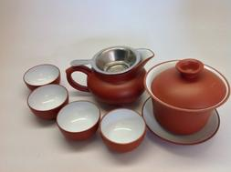 Gaiwan3.5 Oz Tea Set 7pcs for Sell