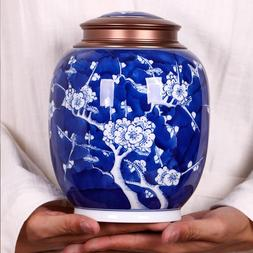 Hand painted blue and white porcelain <font><b>tea</b></font