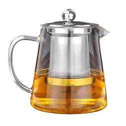 Heat-resistant Glass <font><b>Tea</b></font> <font><b>Set</b