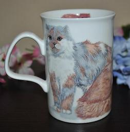 HENLEY COLLECTION  Mug CAT EXOTIC  Fine Bone China LANCASTER