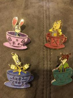 Disney HKDL Magic Access Beauty & Beast Mad Hatter Tea Cup M