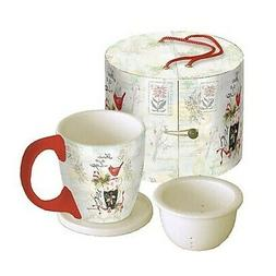 Holiday Tea Tea Cup Set