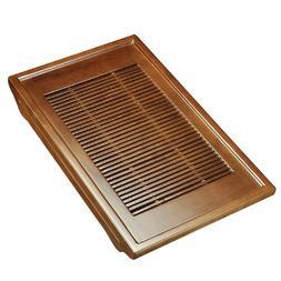 Hot sale Wood <font><b>tea</b></font> tray home tang informa
