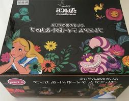 Japan Disney Alice in Wonderland Premium Teapot Cup Set Cafe